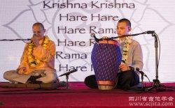 印度瑞达瑞大师梵音唱诵《真我》音乐会