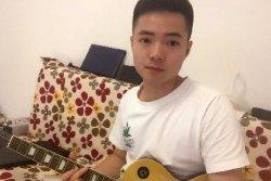 电吉他会员冉阳 四川吉他学会会员照片