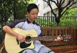 吉他会员周至 四川吉他学会会员照片