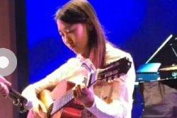 吉他会员涂倩 四川吉他学会会员照片