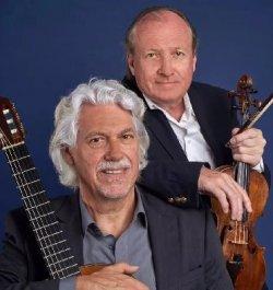 吉他大师卡佩尔与小提琴大师道赫2018中国巡演
