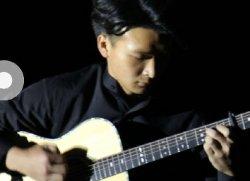 吉他会员蔡瀚贤 吉他会员 四川吉他学会会员照片